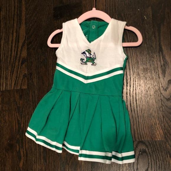 Other - ND Irish ☘️ Cheer Dress